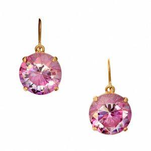 KATE SPADE • Shine On Crystal Drop Earrings